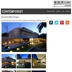 House 6 by Marcio Kogan (Conteporist)