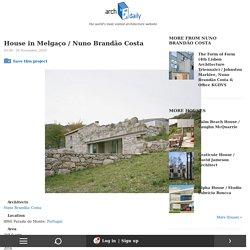 House in Melgaço / Nuno Brandão Costa