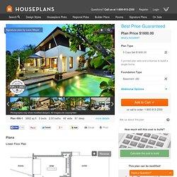 House Plan #496-1 : Houseplans