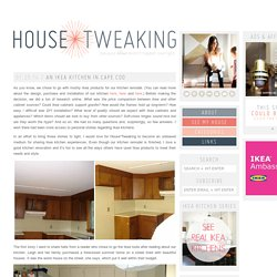 HOUSE*TWEAKING