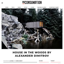 House In The Woods By Alexander Dimitrov