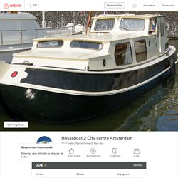 Houseboat 2 City centre Amsterdam - Bateaux à louer à Amsterdam