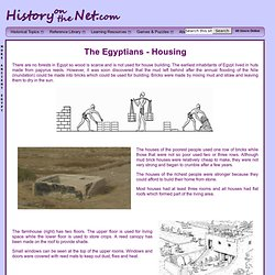 Housing - Ancient Egypt