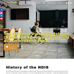 NDIS Housing Property Investment