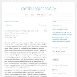 ramblinginthecity