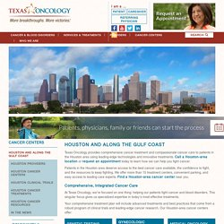 Houston Cancer Centers