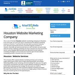 Houston Website Marketing Company,