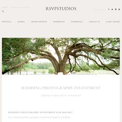 Best Houston Wedding Photography - RSVP Studios