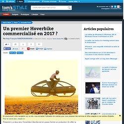 Un premier Hoverbike commercialisé en 2017 ?