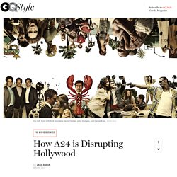 How A24 is Disrupting Hollywood