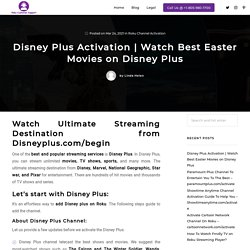 How To Activate Disney Plus on Roku?