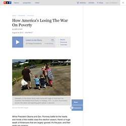How America's Losing The War On Poverty