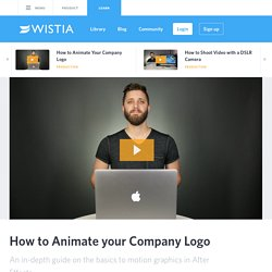 How to Animate your Company Logo