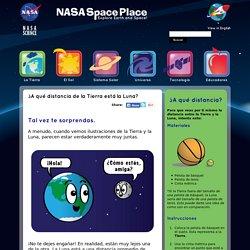 Información - Actividades . NASA Space .