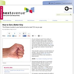 How to Get a Better Grip