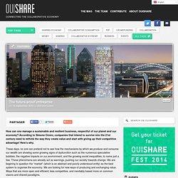 Dix commandements pour une entreprise à l'épreuve du futur | OuiShare | A Creative Community for the Collaborative Economy