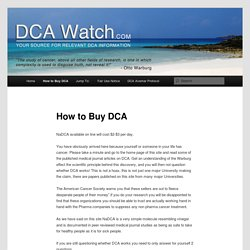 How to Buy DCA