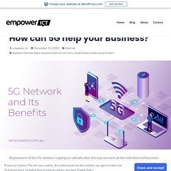 How can 5G help your Business? – empower ICT