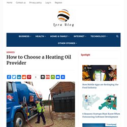 How to Choose a Heating Oil Provider