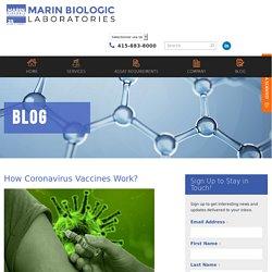 How Coronavirus Vaccines Work?
