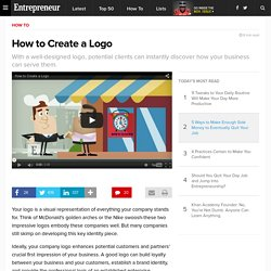 How to Create a Logo - Entrepreneur.com