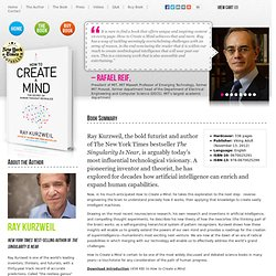 How to Create a Mind - About the Book