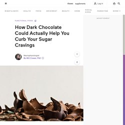 How Dark Chocolate Can Curb Hunger