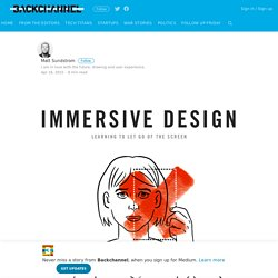 How to Design for Virtual Reality