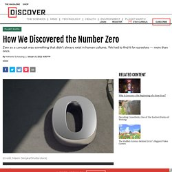 How We Discovered the Number Zero