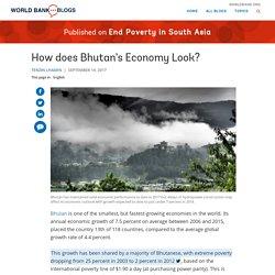 How does Bhutan's Economy Look?