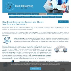 How Outsource Accounting Services Works