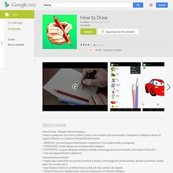 How to Draw - Applicazioni Android su Google Play