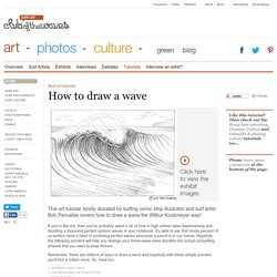 How To Draw A Wave | Club Of The Waves - StumbleUpon