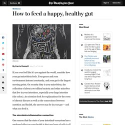 How to feed a happy, healthy gut