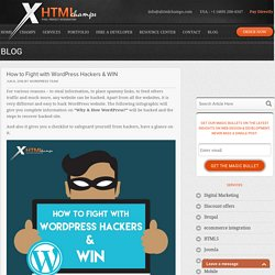 How to Fight with WordPress Hackers & WIN