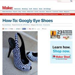 Googly Eye Shoes