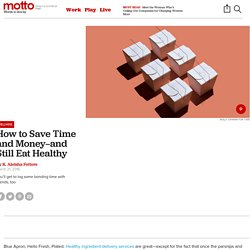How To Eat Healthily Cheaply - Motto
