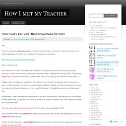 How I met my Teacher