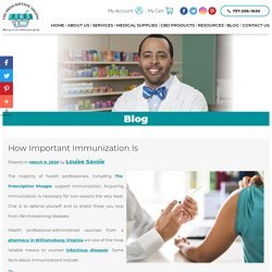 How Important Immunization Is