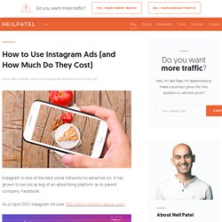 How to Use Instagram Ads (and How Much Do They Cost)