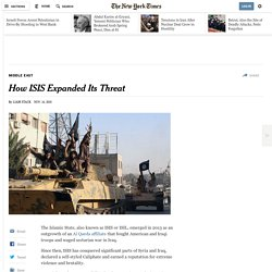 How ISIS Expanded Its Threat