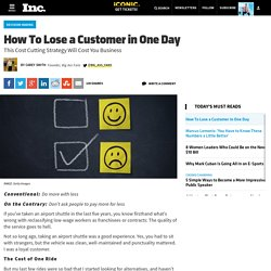 how-to-lose-a-customer-in-one-day