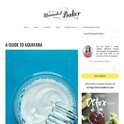 How to Make Aquafaba