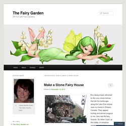how to make a fairy house