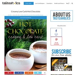How to Make Low Carb Hot Chocolate
