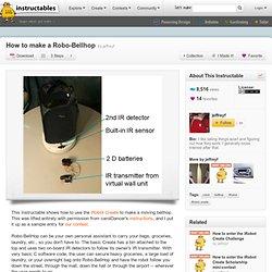 How to make a Robo-Bellhop