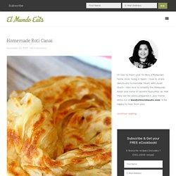 How to Make Roti Canai