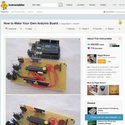 How to make your own Arduino board - 13