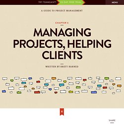 How To Manage Projects and Clients