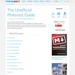 DOWNLOAD Your Guide To Pinterest